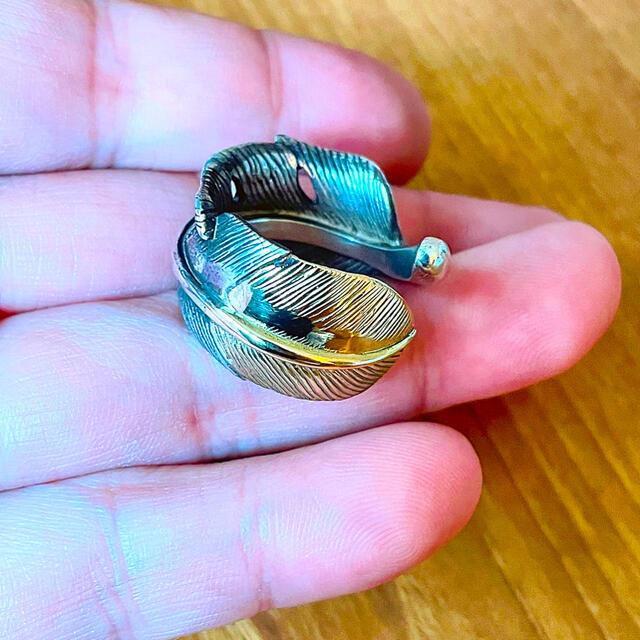 goro's(ゴローズ)のレッドイーグル様専用ページ メンズのアクセサリー(リング(指輪))の商品写真