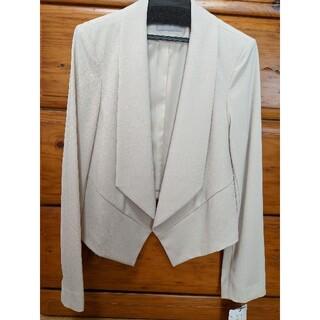 エメ(AIMER)のドレスコードジャケット(ノーカラージャケット)