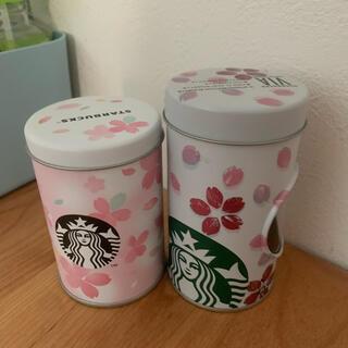 スターバックスコーヒー(Starbucks Coffee)のスタバ コーヒー缶(容器)