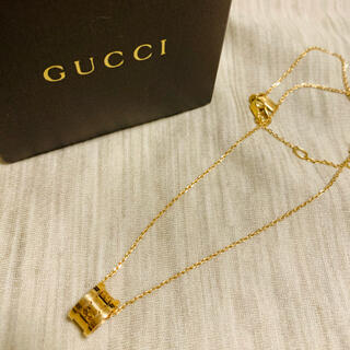 グッチ(Gucci)の美品 グッチ ネックレス(ネックレス)