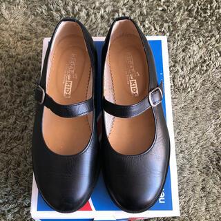 リーガル(REGAL)のフォーマルシューズ 女の子 リーガル 革靴 黒 18.5cm  冠婚葬祭 発表会(フォーマルシューズ)