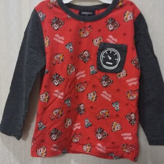 クレードスコープ(kladskap)のクレードスコープ カーズ cars Tシャツ ロンT 110(Tシャツ/カットソー)