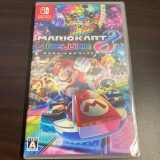 ニンテンドースイッチ(Nintendo Switch)の新品・未開封 マリオカート8 デラックス Switch(家庭用ゲームソフト)