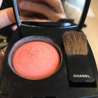 CHANEL - CHANEL チークカラー 330ローズペティヤン