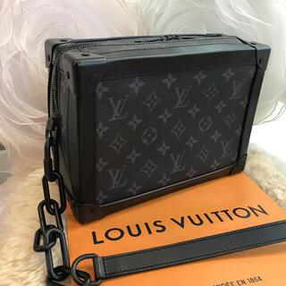 LOUIS VUITTON - ☆超美品☆ルイヴィトン ソフトトランク モノグラムエクリプス ショルダーバッグ