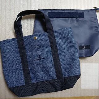 マンシングウェア(Munsingwear)のマンシングウェア ラウンドバッグ 保冷バッグ付き(トートバッグ)