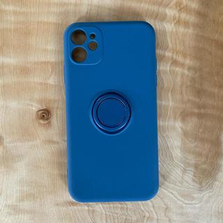 アップル(Apple)のiPhone11   ケース シリコン(iPhoneケース)
