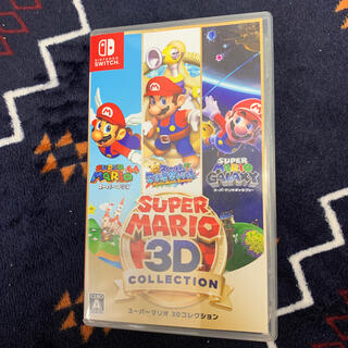 Nintendo Switch - SUPER MARIO 3D スーパーマリオ3D コレクション Switch
