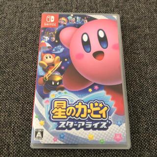 ニンテンドースイッチ(Nintendo Switch)の【Switch】星のカービィ(家庭用ゲームソフト)
