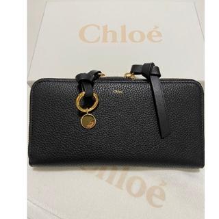 Chloe - クロエ ラウンドジップ長財布