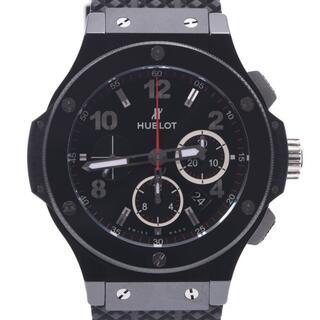 HUBLOT - ウブロ  ビッグバン ブラックマジック 腕時計