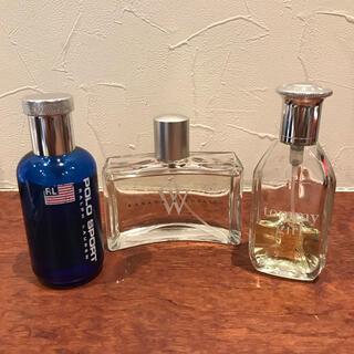 ポロラルフローレン(POLO RALPH LAUREN)の香水set ポロスポーツ75ml バナリパ100ml トミーガール50ml (香水(女性用))