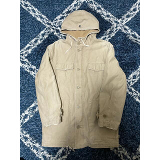 シュプリーム(Supreme)のVINTAGE SUPREME FLEECE LINED HOODED COAT(その他)
