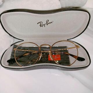 レイバン(Ray-Ban)のレイバン 金縁 メガネ RX3447V 2500 50(サングラス/メガネ)