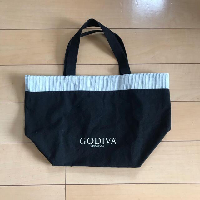 ★★未使用品★★コットンバッグ GODIVA レディースのバッグ(エコバッグ)の商品写真