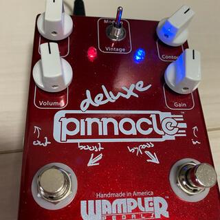 wampler pinnacle ディストーション ブラウンサウンド(エフェクター)