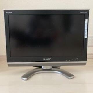 シャープ(SHARP)のテレビ 20インチ(テレビ)