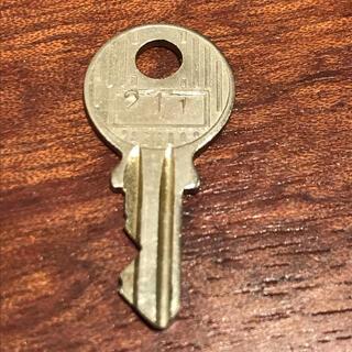 エルメス(Hermes)のHERMES エルメス カデナ パドロック カギ 鍵 211番 1本(ハンドバッグ)