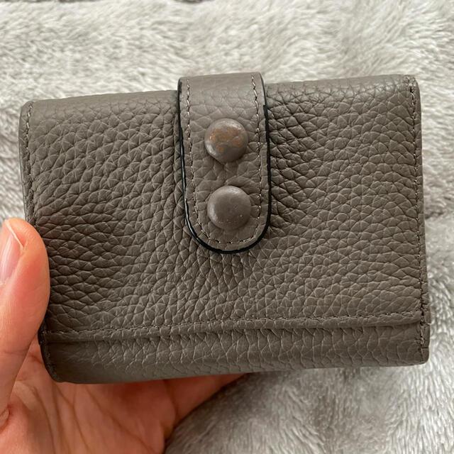 BEAUTY&YOUTH UNITED ARROWS(ビューティアンドユースユナイテッドアローズ)の【別注】<Hashibami>レザーベルトミニウォレット/財布 レディースのファッション小物(財布)の商品写真