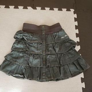メゾピアノ(mezzo piano)のメゾピアノ♡スカート 140cm おまけ付き♪(スカート)