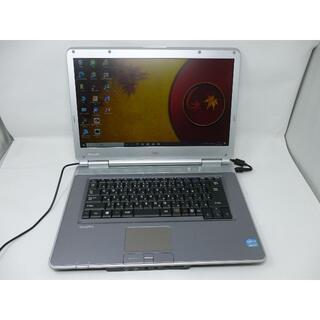 エヌイーシー(NEC)のノートパソコン VK30HD-G Corei7 SSD Office2019(ノートPC)