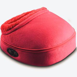 オムロン(OMRON)のオムロン フットマッサージャー   ピンク 美品🌟特価!即納(マッサージ機)