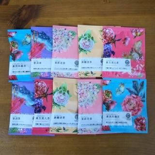 コストコ(コストコ)のコストコ 台湾茶 ティーバッグ 5種類 10個セット ほっとひと息〜(*^^*)(茶)