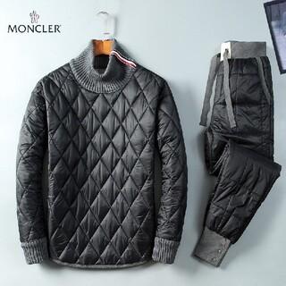 モンクレール(MONCLER)のMonclerダウンの綿の服を上下に着る(その他)
