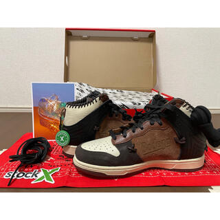 "NIKE - BODEGA × Nike】Dunk High SP ""Legend"""
