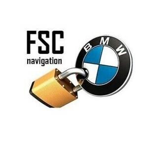 ビーエムダブリュー(BMW)のBMW MINI FSC CODE(CIC / NBT)ナビ更新 アップデート用(カーナビ/カーテレビ)