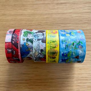 ディズニー(Disney)のマスキングテープ(テープ/マスキングテープ)