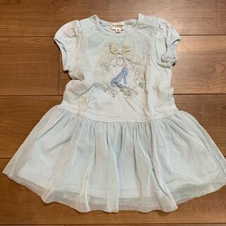 ジルスチュアートニューヨーク(JILLSTUART NEWYORK)のJILLSTUART 子供服(ワンピース)