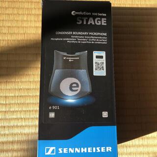 ゼンハイザー(SENNHEISER)のゼンハイザー SENNHEISER e901 新品(マイク)