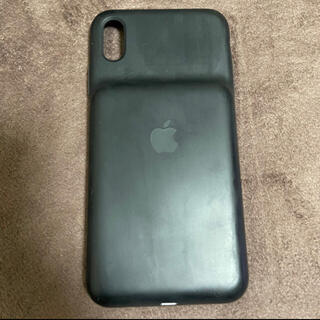 アップル(Apple)のApple スマートバッテリーケース XSMAX(iPhoneケース)