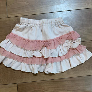 ジルスチュアートニューヨーク(JILLSTUART NEWYORK)のJILLSTUART 子供服 スカート(スカート)