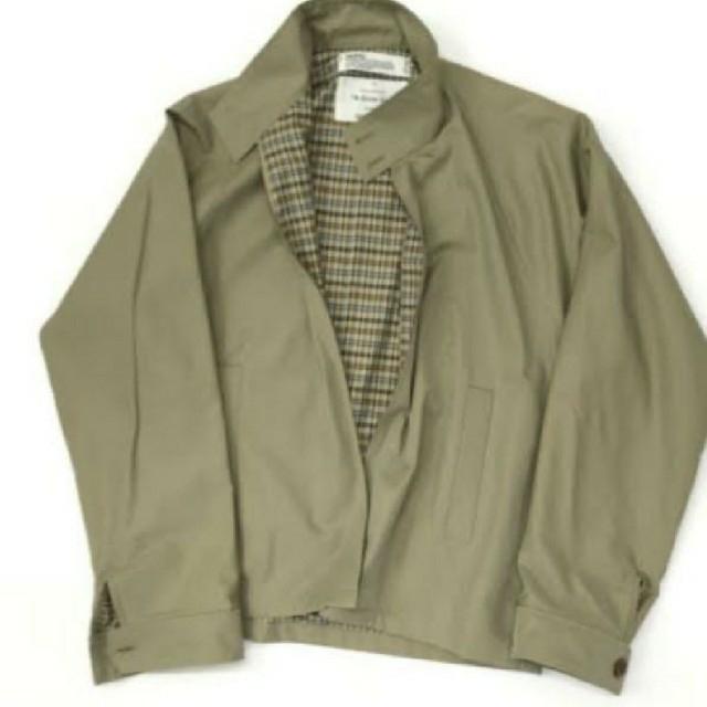 UNUSED(アンユーズド)のdairiku ドリズラージャケット メンズのジャケット/アウター(ブルゾン)の商品写真