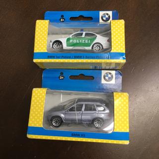 ビーエムダブリュー(BMW)のBMWの正規品ミニチュアカー 2個セット(ミニカー)