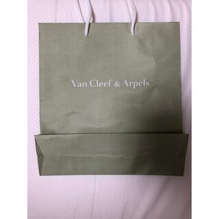 ヴァンクリーフアンドアーペル(Van Cleef & Arpels)のVan cleef arpers  ブランドショップパック(ショップ袋)