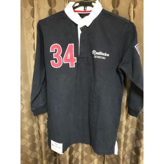 リアルビーボイス(RealBvoice)のrealbvoice リアルビーボイス ラガーシャツ(Tシャツ/カットソー(七分/長袖))