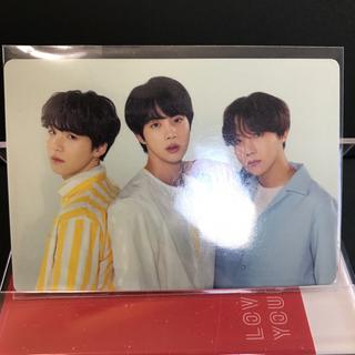防弾少年団(BTS) - BTS LYS Love yourself ソウルコン ミニフォト ユニット 7