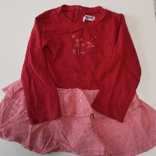 レノマ(RENOMA)の95サイズ☆チュニック(Tシャツ/カットソー)
