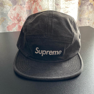 Supreme - Supreme 19FW Washed Canvas Camp Cap