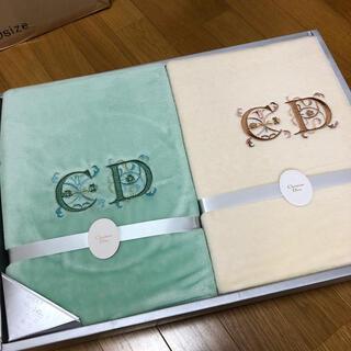Christian Dior - ボアシーツ CD ペア 未開封 ディオール