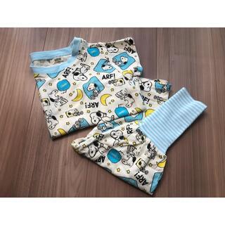スヌーピー(SNOOPY)のスヌーピー半袖 腹巻パジャマ(パジャマ)