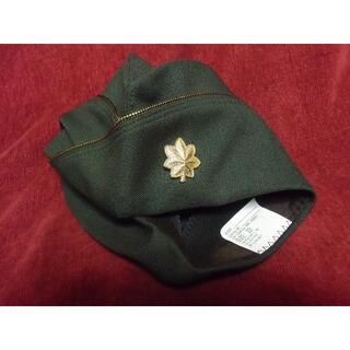 ★アメリカ軍*陸軍*将校*女性用略帽*55cm(実物)(戦闘服)