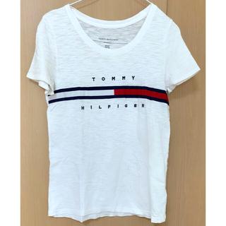 TOMMY HILFIGER - tommy HILFIGER Tシャツ ロゴT