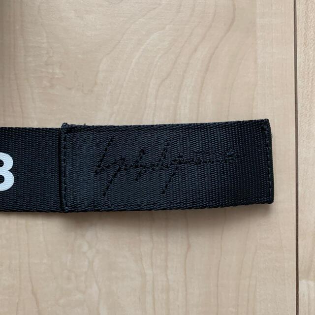 Y-3(ワイスリー)のY-3 ヨウジヤマモト ベルト メンズのファッション小物(ベルト)の商品写真