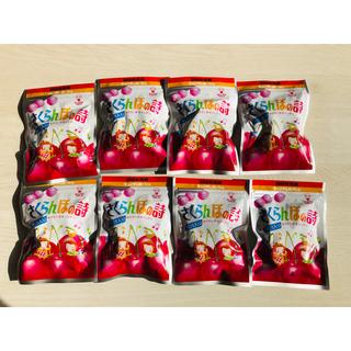 ユーハミカクトウ(UHA味覚糖)のさくらんぼの詩 8個セット(菓子/デザート)