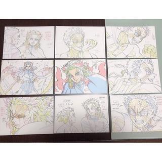 【 最安値】無限列車編  原画  ポストカード9枚セット