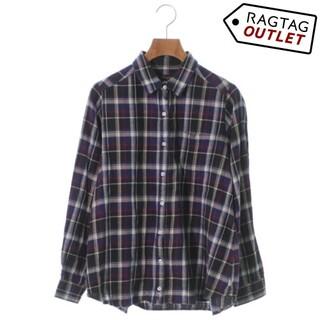 ラウンジドレス(Loungedress)のLoungedress カジュアルシャツ レディース(シャツ/ブラウス(長袖/七分))